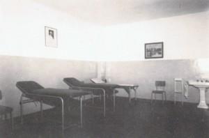 vecchia sala prelievi