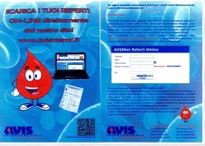 Avis - Volantino referti online